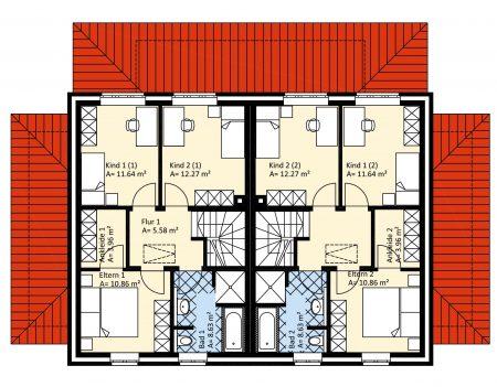Doppelhaus_Satteldach_Grundriss-DG