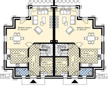 Doppelhaus_Satteldach_Grundriss-EG
